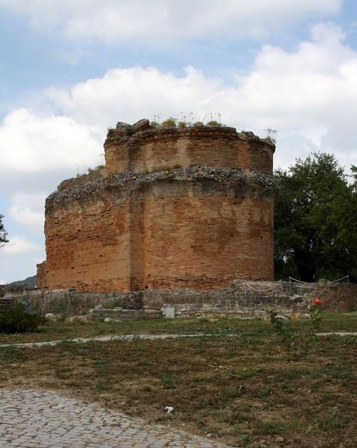 Viajar e descobrir: Portugal - Estoi - Ruinas romanas de Milreu