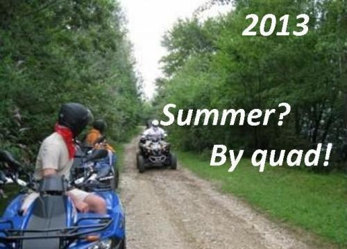 Up hills and down dales by quad, Lake Maggiore – 2013... Don't miss this new activity: an excursion by quad to admire Lake Maggiore from a different point of view!