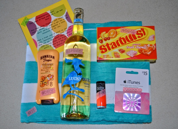 Inexpensive Graduation Gifts 91 best gift giving | off to college images on pinterest