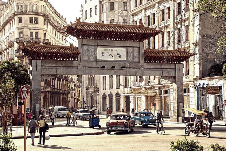 Barrio Chino de la Habana: история кубинского Чайна-тауна #cuba #habana #chinatown