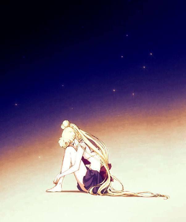 Sailor Moon in opening SM Crystal III