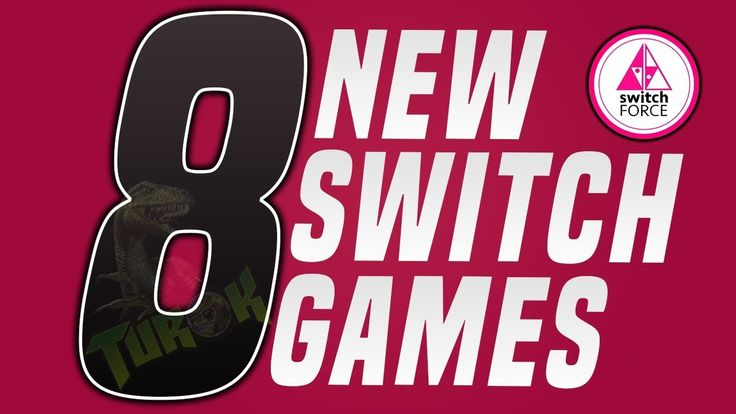 8 RAD NEW Switch Games Just Announced! (New Nintendo Switch Games 2019)