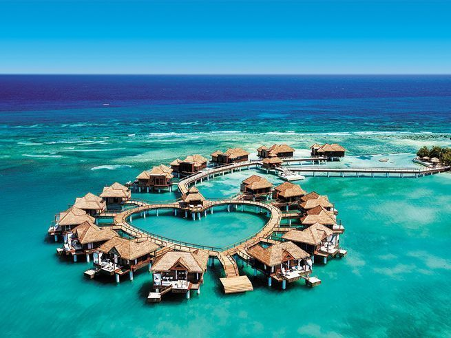 Overwater Bungalows In Jamaica 2019