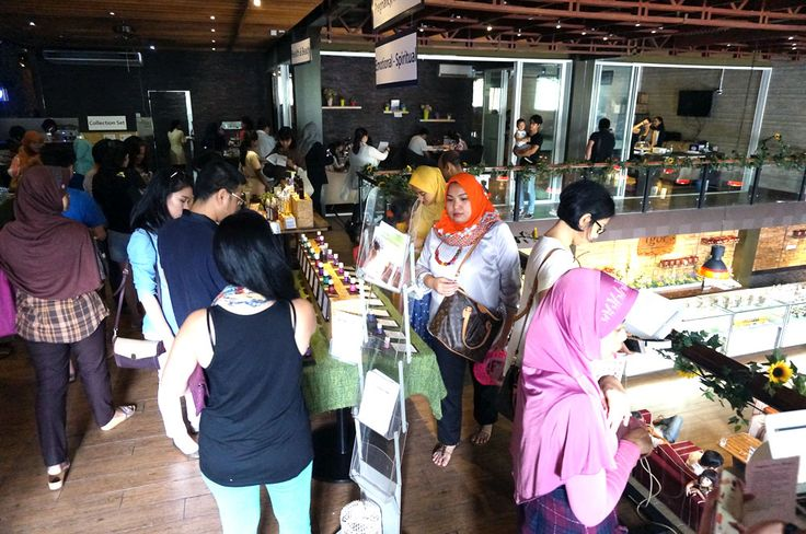 Aromaterapisehat Exhibition & Bazaar, nov 8th 2015