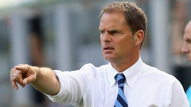 Frank de Boer: Crystal Palace set to appoint Dutchman as manager on Monday http://www.bbc.co.uk/sport/football/40371643
