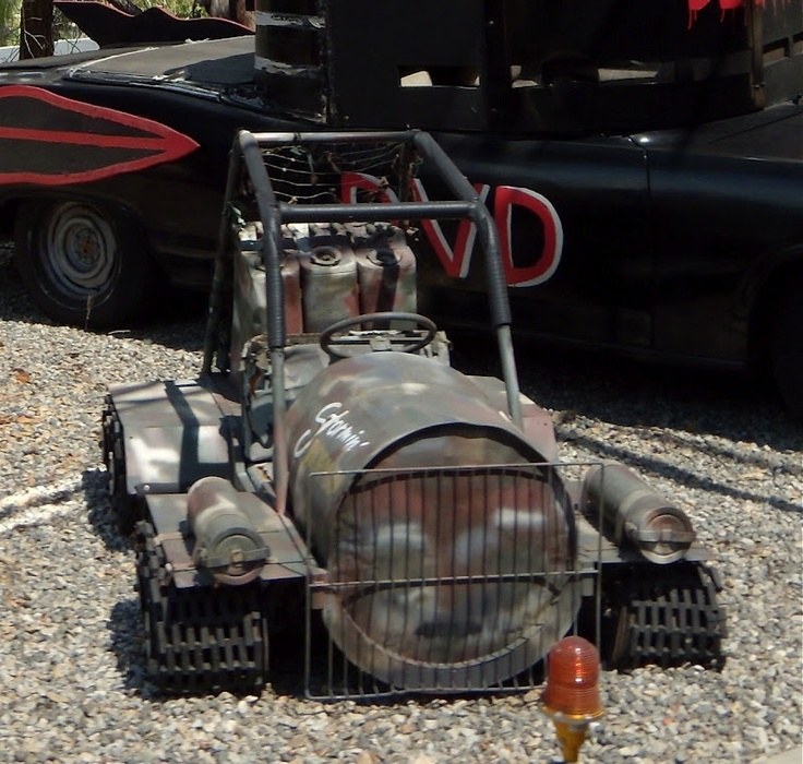Gocart from The Little Rascals 1994 TV and Movie Cars