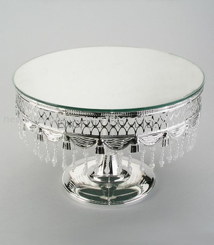 silver cake stands for wedding cakes silver wedding cake stand bling wedding cake stand 19858