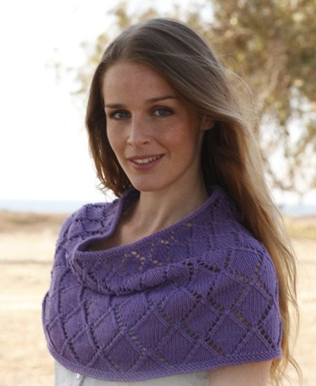 Hand Knitted Shoulder warmer / Shoulder wrap / by VaniasCreations, €28.00