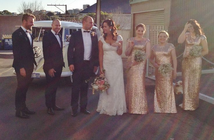 Bride loves Kombis
