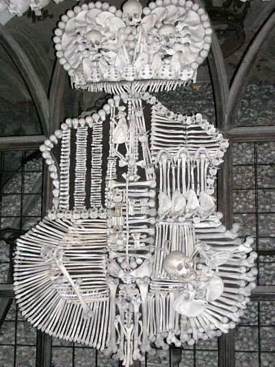 Sedlec Ossuary, Czech Republic