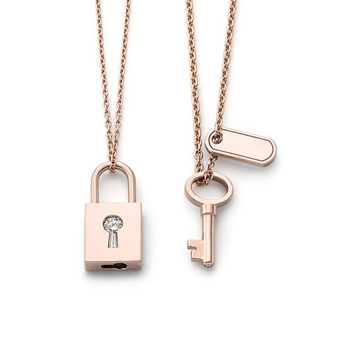 "TASAKI ""lock my heart ""  created by TASAKI's Creative Director, Thakoon Panichgul http://www.tasaki-global.com/best_selections/sakura_gold/"