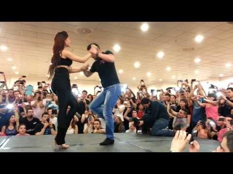 Daniel y Desiree - Bachatea 2014(1) - YouTube