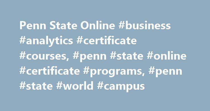 Best 25 Online Certificate Programs Ideas On Pinterest