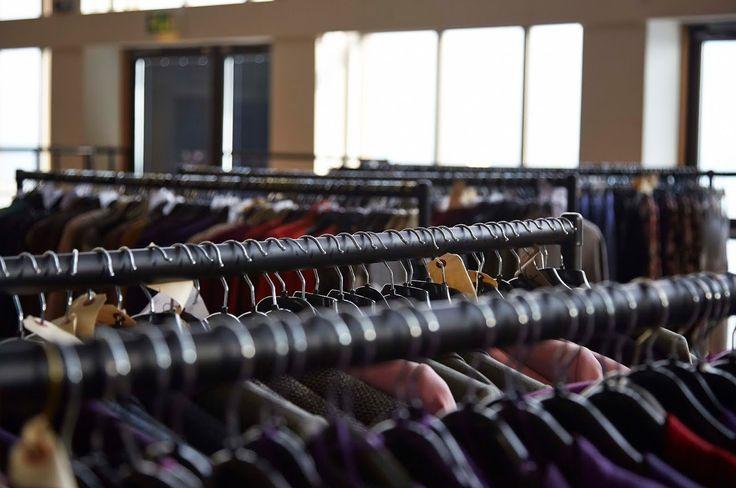 heavy duty clothes rails