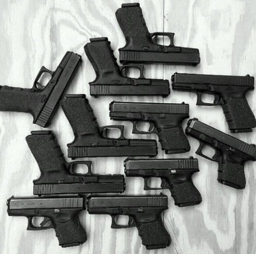 Image de gun, black, and grunge