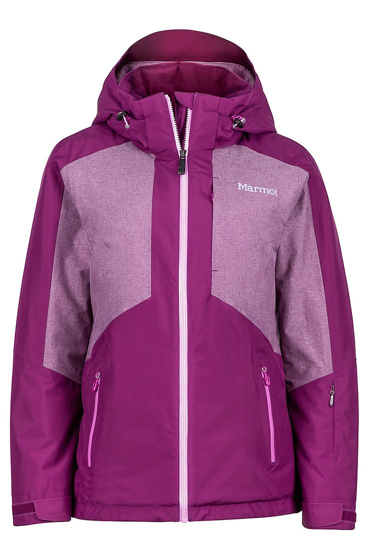You checked the forecast and took the day off work in anticipation of this storm's fresh goods. So head into the mountains ready to ride in the Women's Repose Featherless Jacket. This high performance ski shell, utilizing Marmot waterproof/breathable MemBrainⓇ fabric, excels in cold, and even damp, conditions thanks to its state-of-the-art 3M™ Thinsulate™ Featherless loose-fill insulation. Matching 700-fill-power down in warmth, but better performing when wet, this jacket's a...