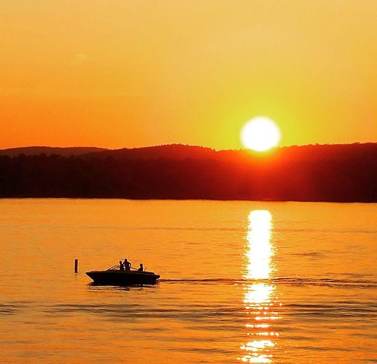 Lake Brompton Sunset