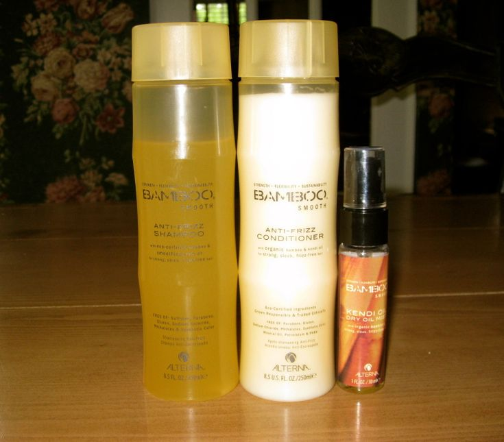Bamboo Hair Products By Alterna