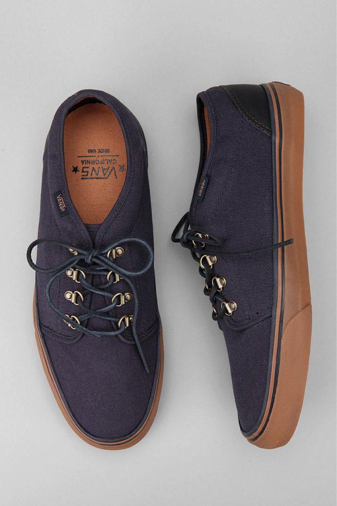Vans California 106 Waxed Canvas Sneaker