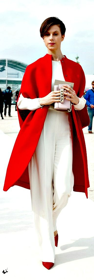 Best 25  Red coat outfit ideas on Pinterest | Red coats, Red ...