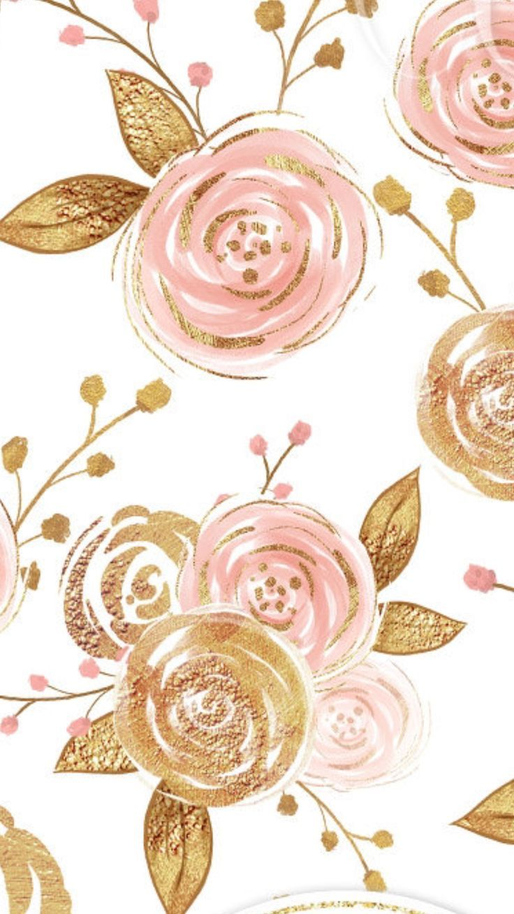 Flower Wallpaper By Carlyle Thornton Fashion Be On Anything