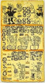 LA DESTRUCCIÓN DE LOS LIBROS MAYAS.- Esta es una historia que comienza con una destrucción: con el resplandor de las hogueras alimentadas por miles de códices mayas procedentes de las ricas culturas mexoaméricanas.