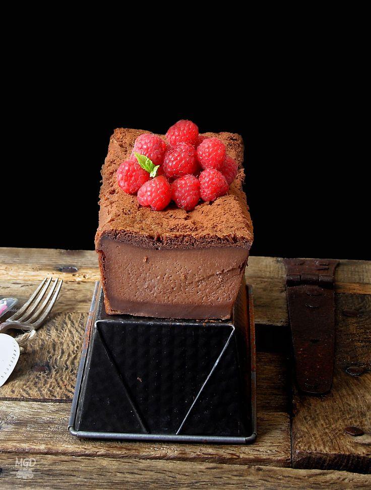 Mi Gran Diversión: Tarta mágica de chocolate con baileys