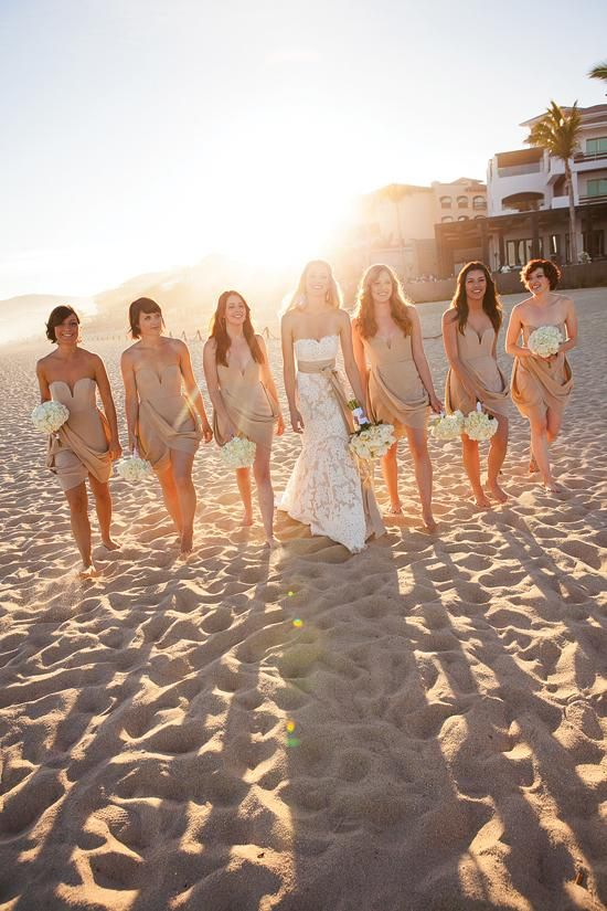 Mexico Beach Wedding in Cabo San Lucas