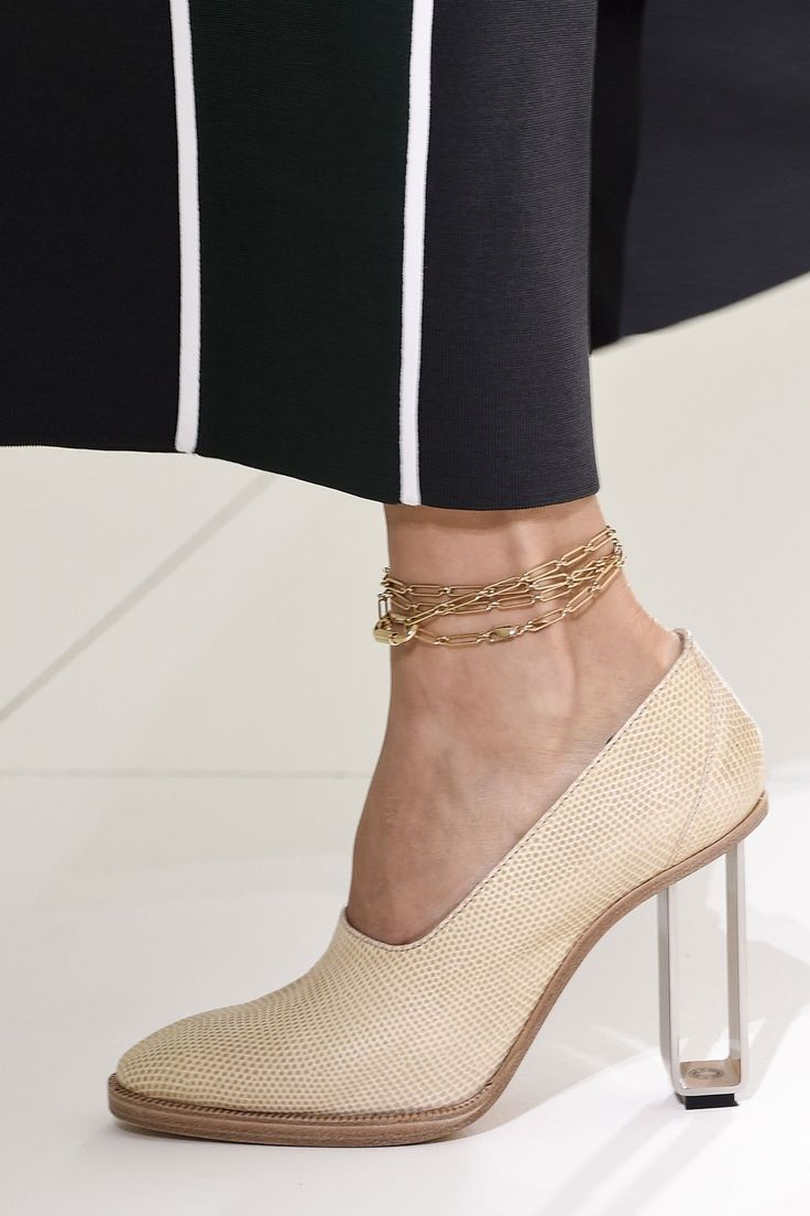The Return of Anklets - HarpersBAZAAR.com