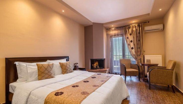 Ναϊάδες Hotel στην Όρμα στα Λουτρά Πόζαρ μόνο με 59€!
