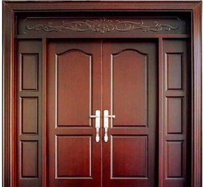 Model Daun Pintu Kupu Tarung Minimalis Terbaru Minimalis Pintu Rumah