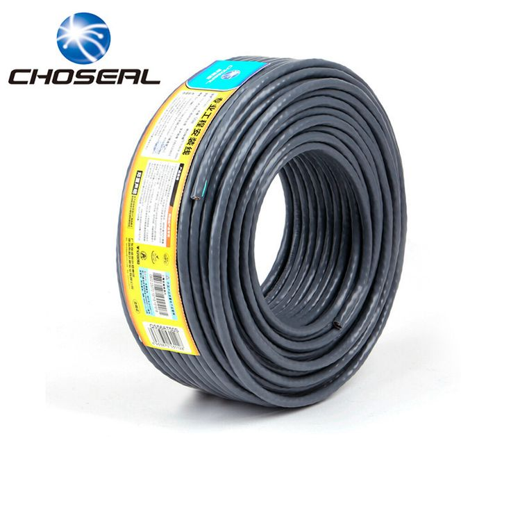 Buy Choseal 50m 100m 305m Gigabit Ethernet Network Cable Cat6 Oxygen-Free Copper Twisted Pair For Network Engineering Wiring #Choseal #100m #305m #Gigabit #Ethernet #Network #Cable #Cat6 #Oxygen-Free #Copper #Twisted #Pair #Engineering #Wiring