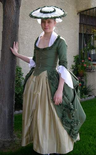 1084 Best Images About Historical Clothing 1700 S On