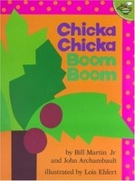 Activity Ideas for Chicka Chicka Boom Boom focus unit, (from Hubbard's Cupboard)
