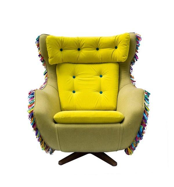 A Beleza de Todas as Coisas: A Beleza da Bahia Chair