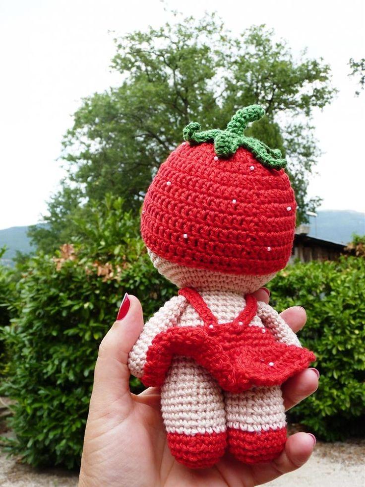 Ho trovato l'idea qui http://softandpop.blogspot.it/2015/06/amigurumis-les-petits-nouveaux.html