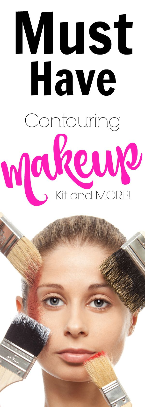 Must have contouring makeup kit and other organic and chemical free makeup by barbies beauty bits