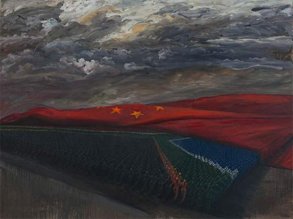 Ndhikumbele Ngqinambi - Industrial Domination, 2014