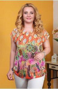 Платье 593Дк254, цвет: сине- розовый – купить в интернет-магазине Знатная Дама