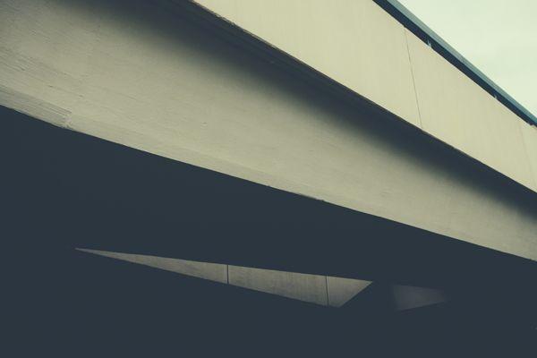 Cool shapes on Post by Lars Focke, via Behance