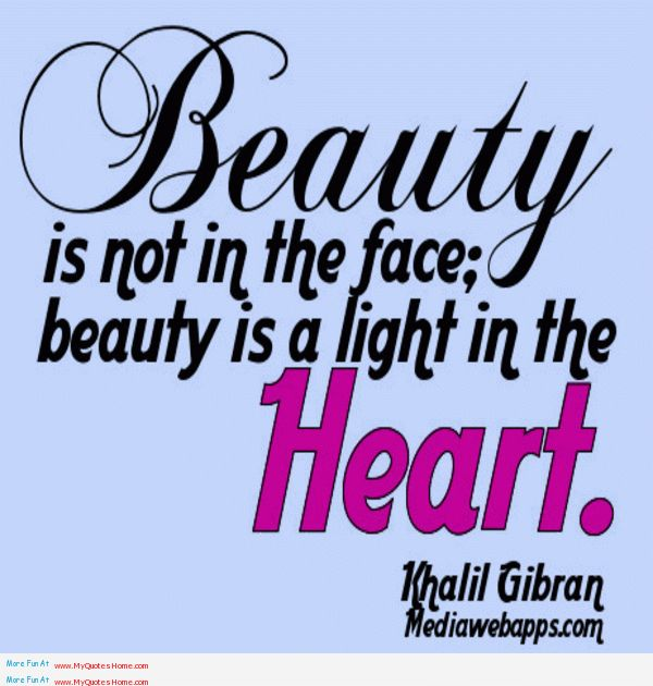 beauty quotes images - 600×600