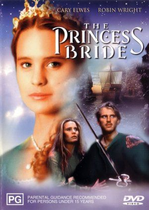 """""""As you wish."""" THE PRINCESS BRIDE is one of the best things out of the 1980's!: Movie Posters, Books, Inigo Montoya, The Princesses Bride, Movies, Brides, Favorite Movie, The Princess Bride, Weights Loss"""