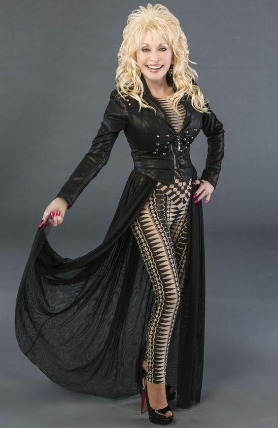 Dolly Parton Johnathan Guffery Video August 12, 2010
