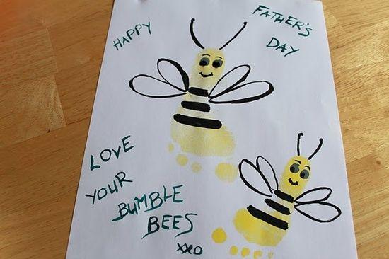 bumble bee craft for preschool | Preschool crafts and ideas
