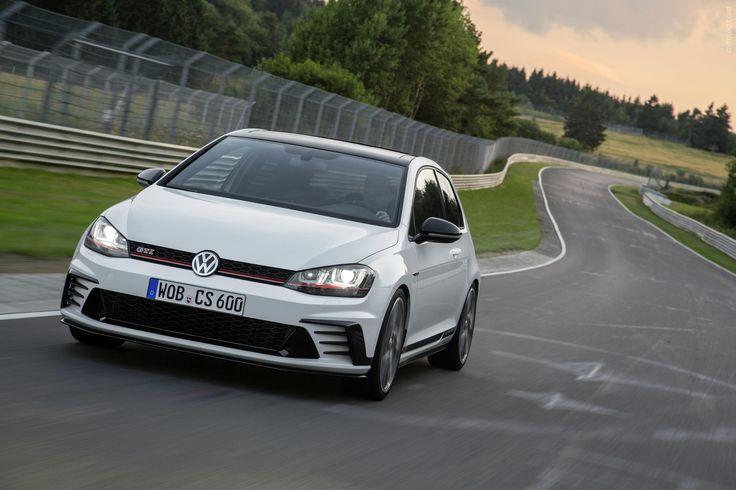 2016 Volkswagen Golf GTI Clubsport  #Volkswagen_Golf_GTI #Volkswagen_Golf_VII #2015 #Segment_C #Volkswagen_Golf #2016MY #German_brands #Volkswagen #DSG #Serial