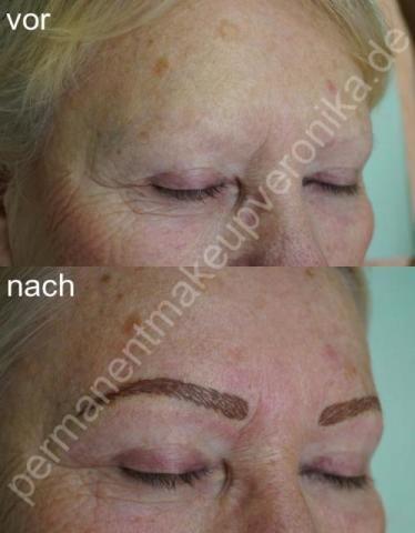 Permanent Make Up Augenbrauen Härchen Zeichnung 199,-€ | Diverses in Stuttgart
