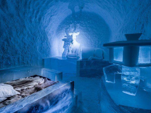 icehotel el hotel de hielo de noruega