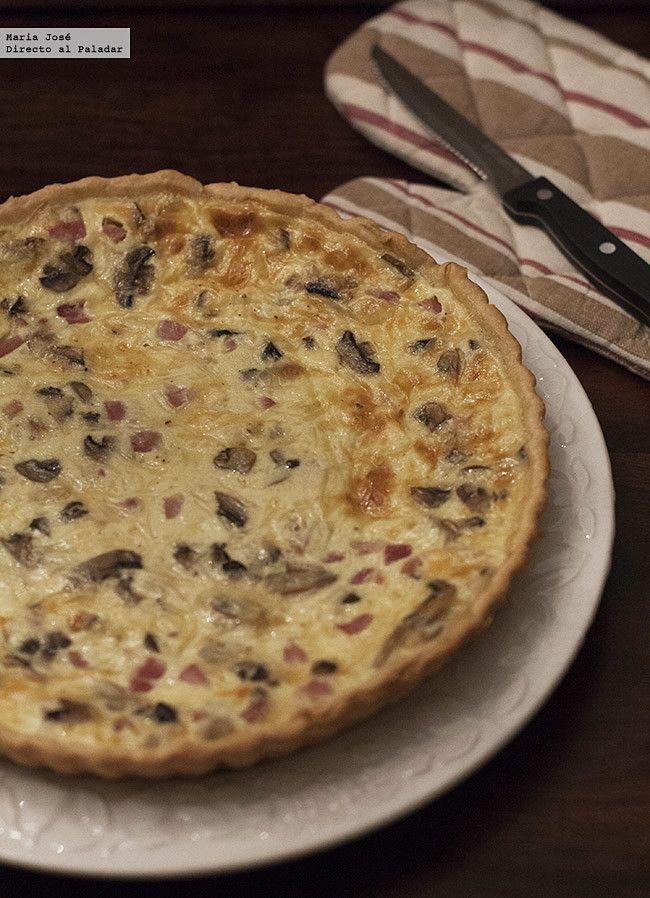 Http Www Food Com Recipe Classic Quiche Lorraine