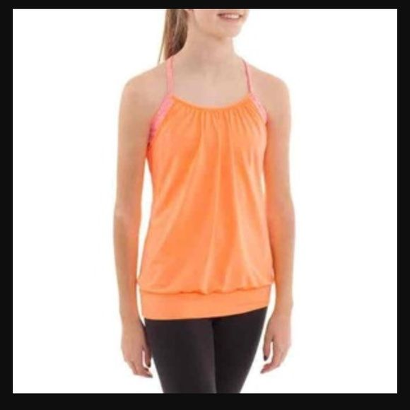 Lululemon kids Iviva Good condition have a ink stain see last picture size 10 Girls lululemon athletica Tops Tank Tops