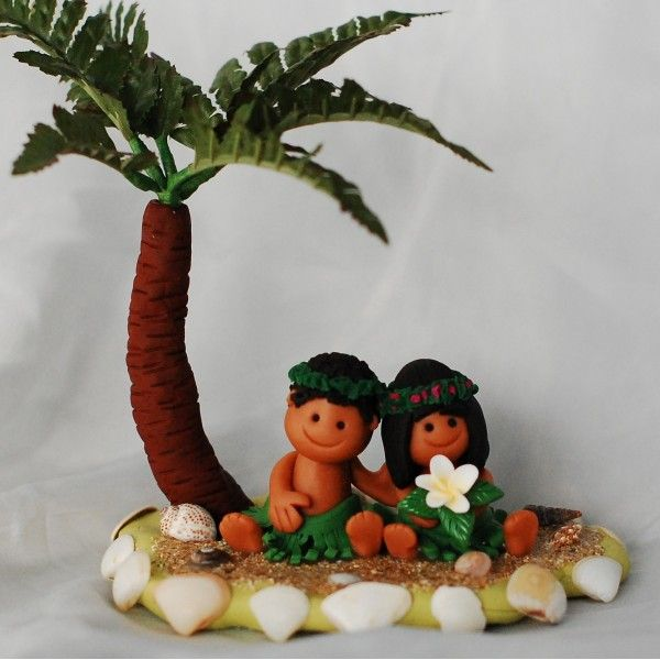 tropical wedding cake toppers cake toppers for wedding cakes wedding cake 21280
